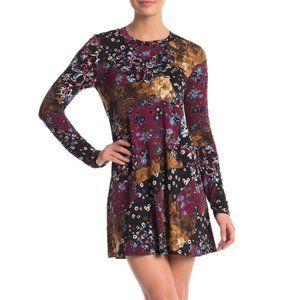 NEW! BCBGeneration FLORAL PATCHWORK DRESS!